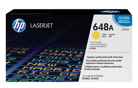HP 649X Original Toner jaune 11.000 Pages