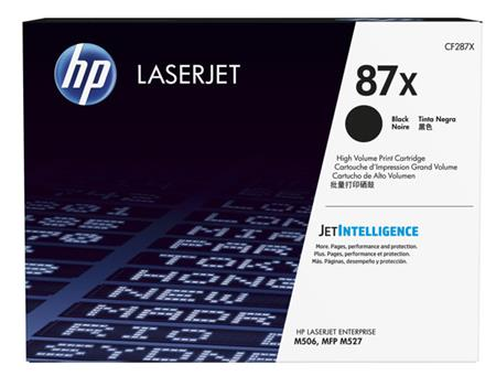HP 87X Original Toner black 18.000 Pages JetIn